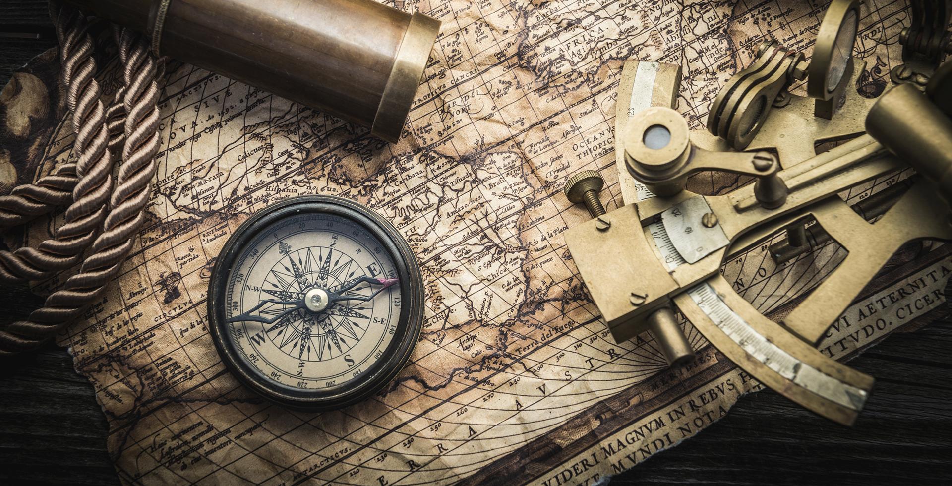 Si votre compas n'a pas votre crédibilité, vous perdrez le nord