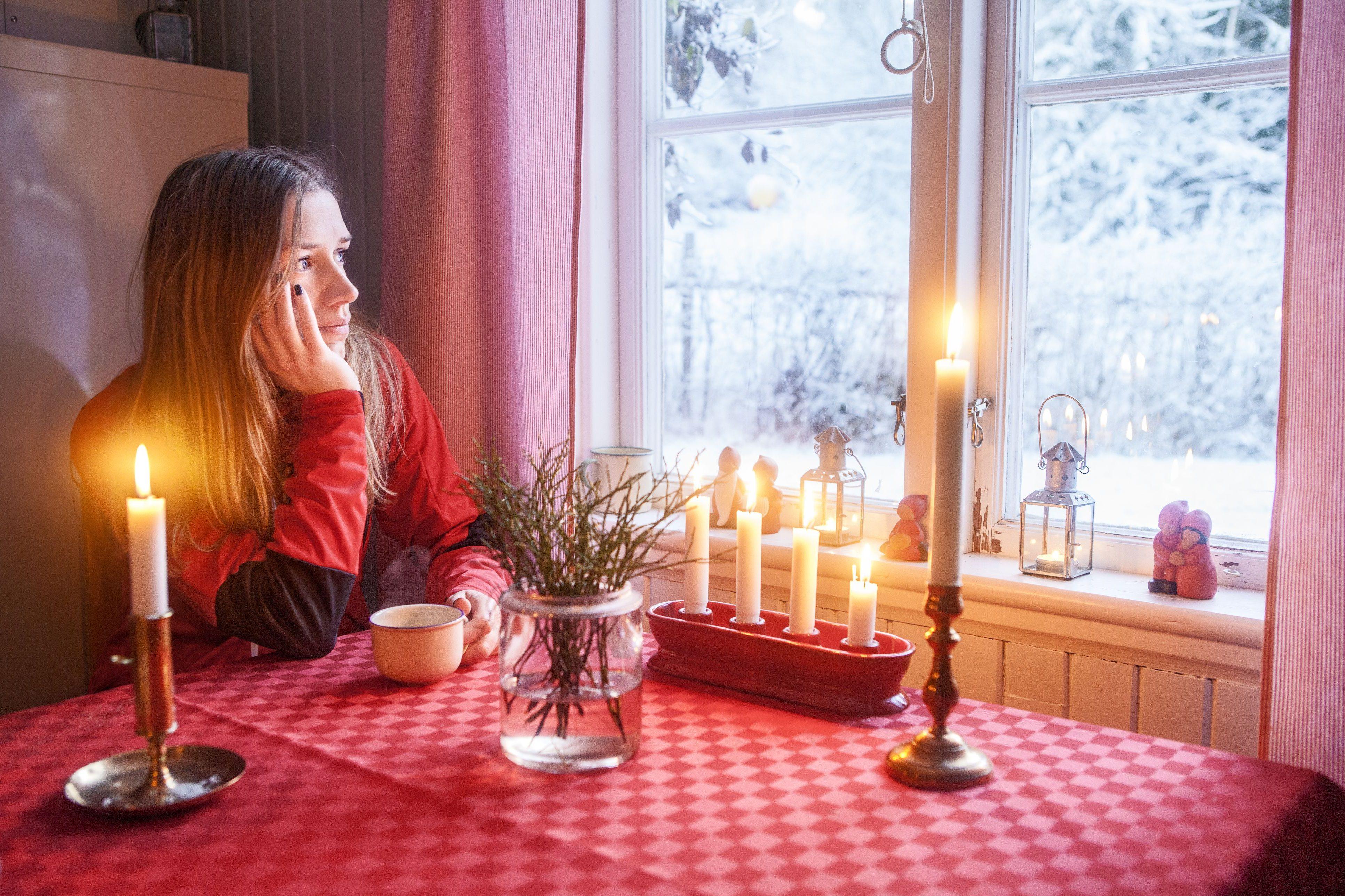 À ceux qui à Noël vivront la solitude