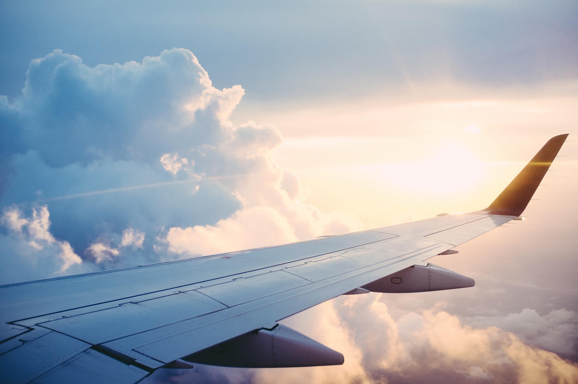 Vous avez pris place à bord du vol2019…